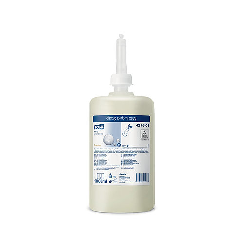 Tork 溫和皂液 (補充裝) Tork Mild Liquid Soap (Refill)