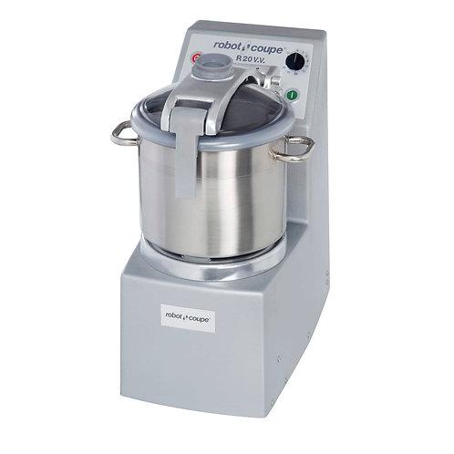 R20 V.V. 台式切割攪拌機   Table-Top Cutter Mixer