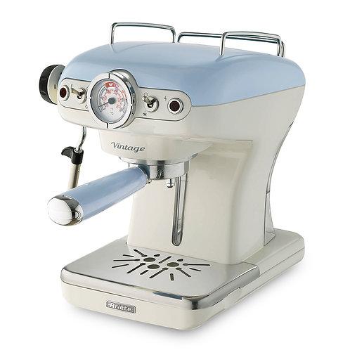 1389/15 復古系咖啡機 (藍色) Vintage Expresso Machine (Blue)
