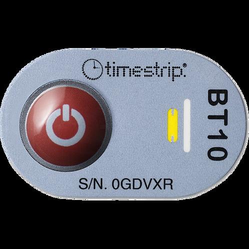 TSB10 Timestrip® Blood Temp 10