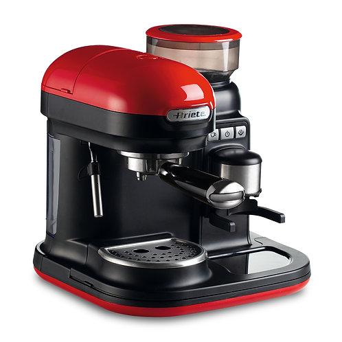 1318/02 時尚系列意大利咖啡機(配備咖啡豆研磨機) Moderna Espresso Coffee Machine with Grinder