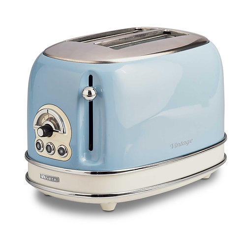 155/15 復古系多士爐(藍色) Vintage  Toaster 2 Slices (Blue)