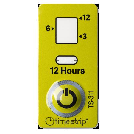 TST12H Timestrip® 12 hour