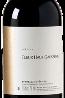 Château Fleur Haut Gaussens, Boreaux Supérieur 2018
