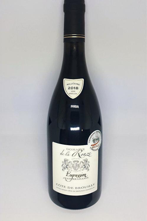 Domaine de la Ronze, Côtes de Brouilly 2018