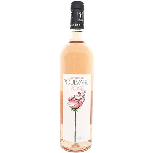 Domaine de Poulvarel, Coteaux du Pont du Gard Le Bouquet Rosé 2020