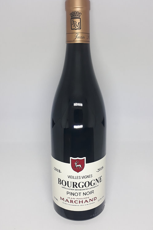Jean-Philippe Marchand, Bourgogne Rouge 2018