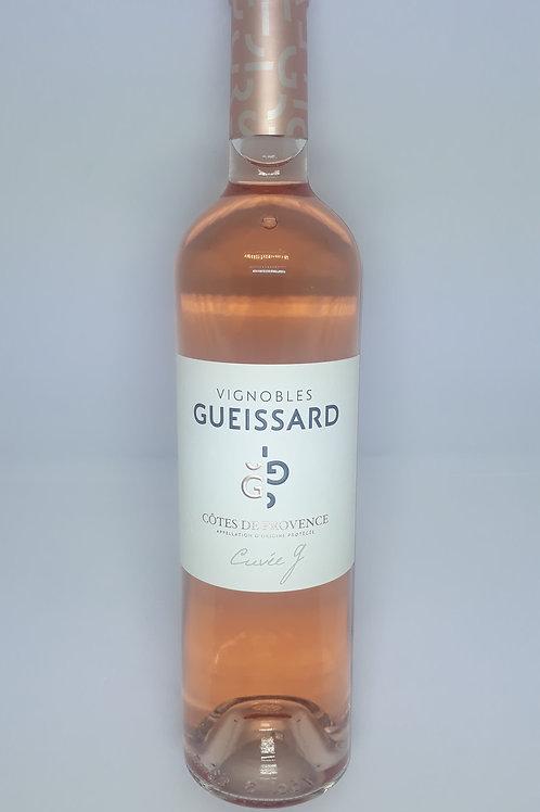 Les Vignobles Gueissard, Cuvée G Côtes de Provence Rosé