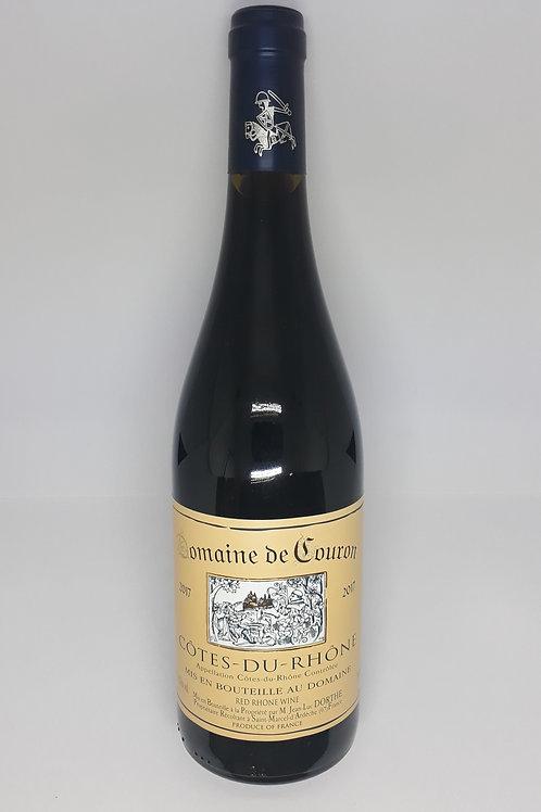 Domaine de Couron, Côtes du Rhône 2017