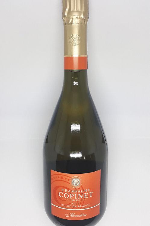 Marie-Copinet, Champagne, Cuvée Alexandrine, Blanc de Blancs NV