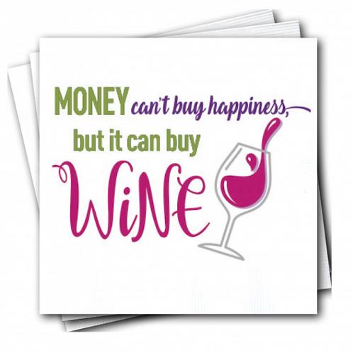 Money Buys Wine
