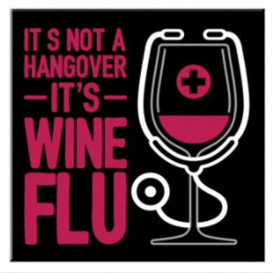 Its Wine Flu