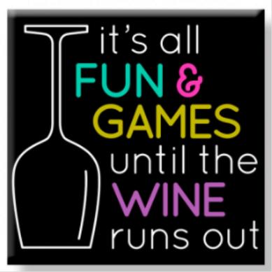 All Fun & Games