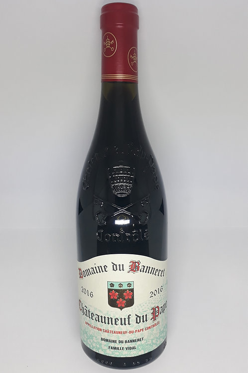 Domaine du Banneret - Châteauneuf du Pape Red 2017
