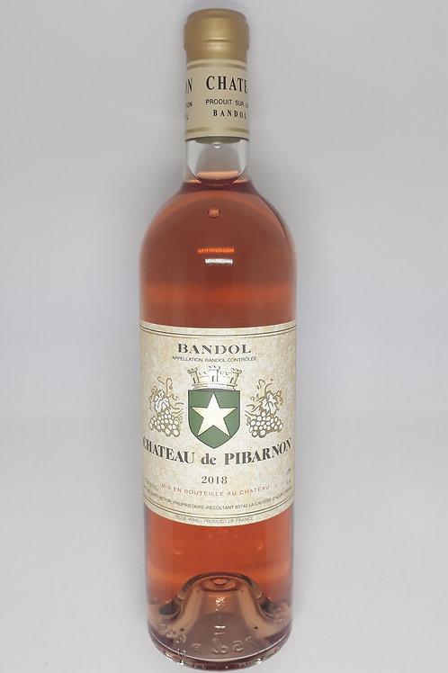 Château de Pibarnon, Bandol Rosé 2018
