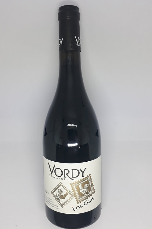 Domaine Vordy, Los Gals Rouge 2016