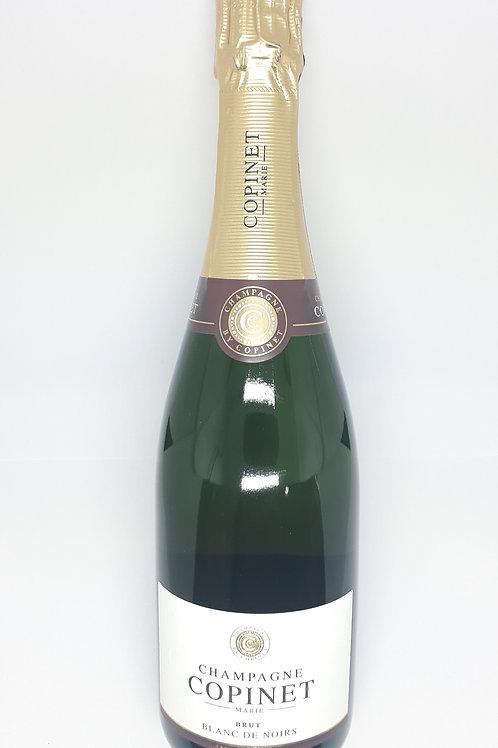 Marie-Copinet, Champagne, Blanc de Noirs, Brut NV