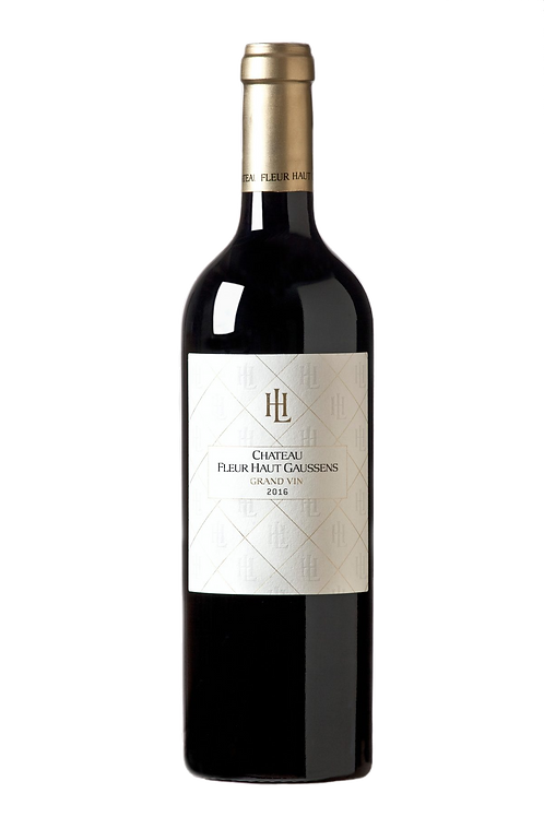 Château Fleur Haut Gaussens, Boreaux Supérieur Grand Vin 2016