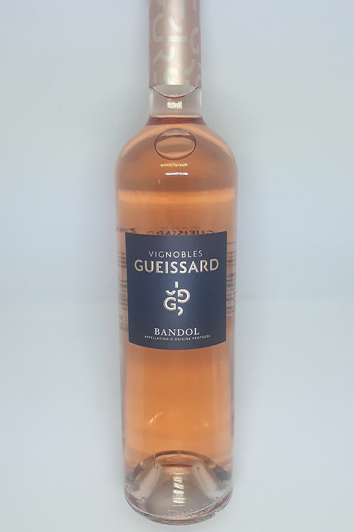 Les Vignobles Gueissard, Bandol Rosé