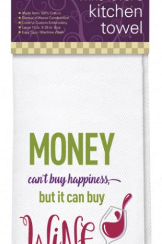Money Can Buy Wine