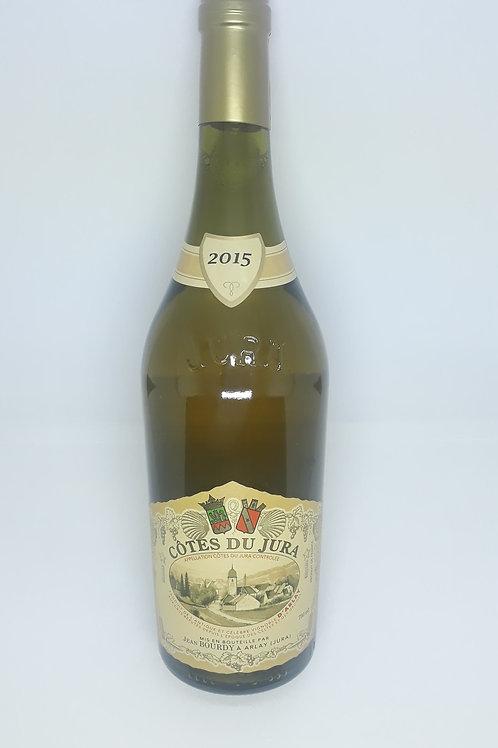 "Domaine Jean Bourdy, Côtes du Jura Blanc ""Chardonnay"" 2015"