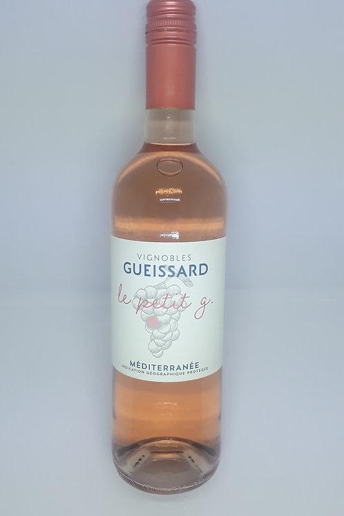 Les Vignobles Gueissard, Petit G Côtes de Provence Rosé 2019
