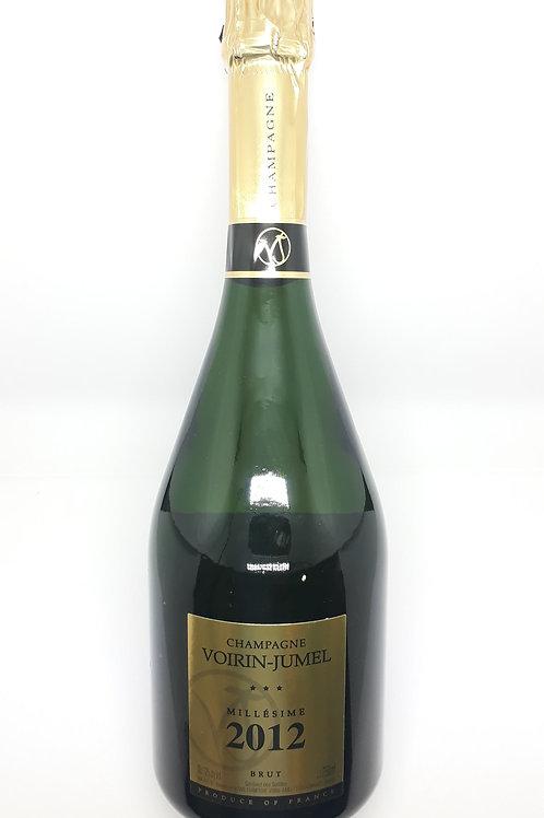 Voirin-Jumel, Champagne Millésime 2012