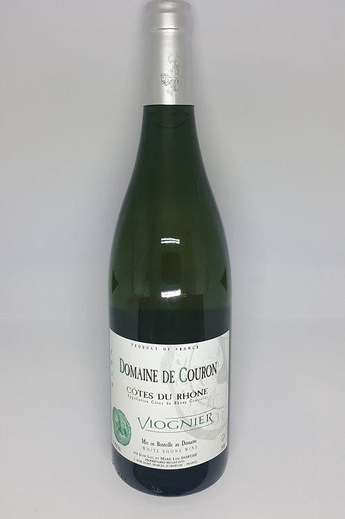 Domaine de Couron, Côtes du Rhône Viognier 2018