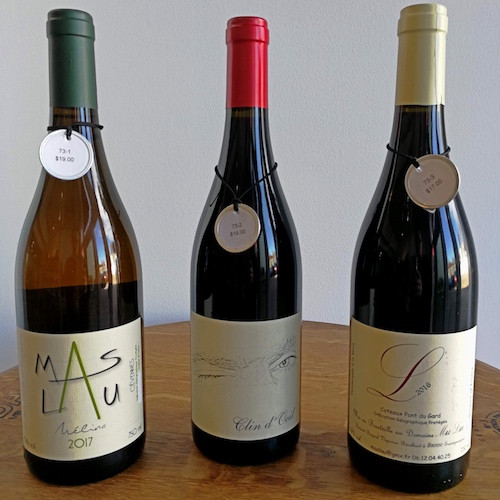Introducing: Natural Wines