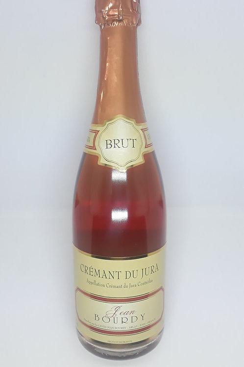 Domaine Jean Bourdy, Crêmant du Jura Rosé NV