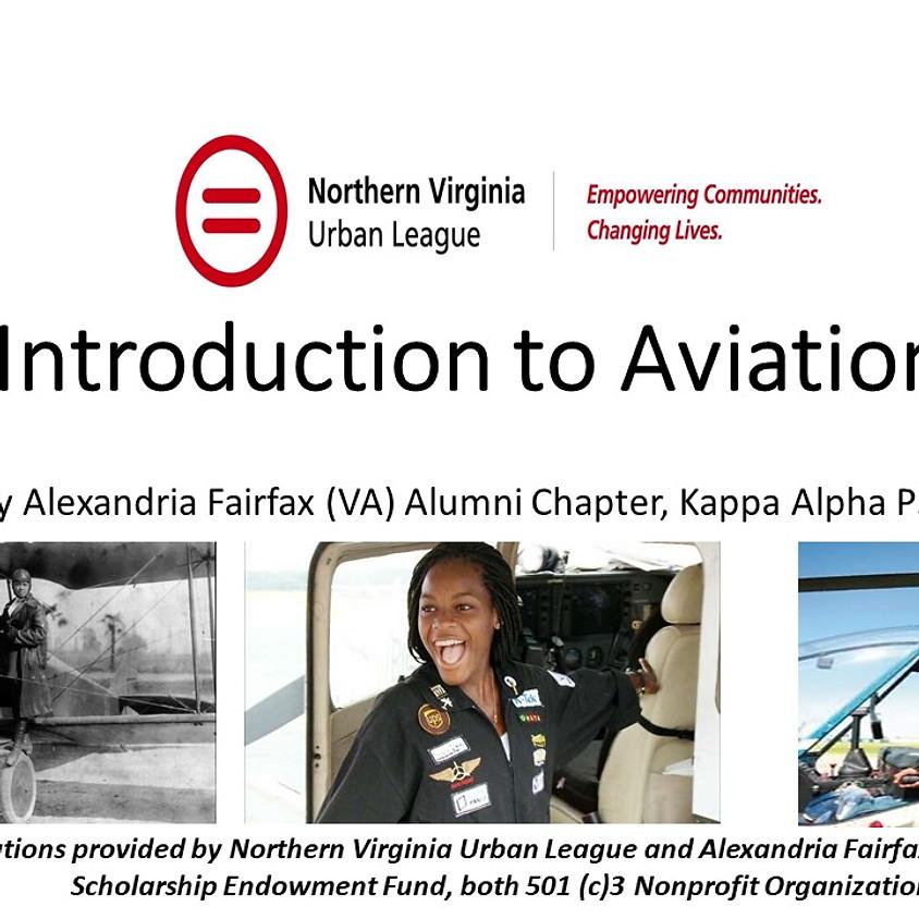 Alexandria Fairfax Aviation Program 2020-2021