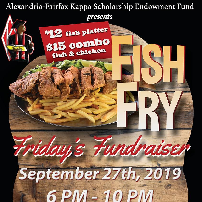 KSEF Scholarship Fish Fry