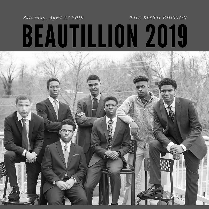 2019 Zeta Class of the Beautillion Scholarship Program