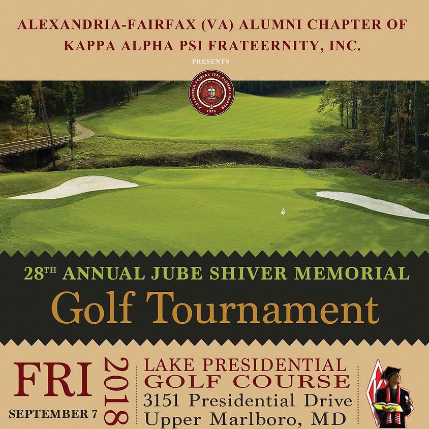 28th Annual Jube Shiver Golf Tournament
