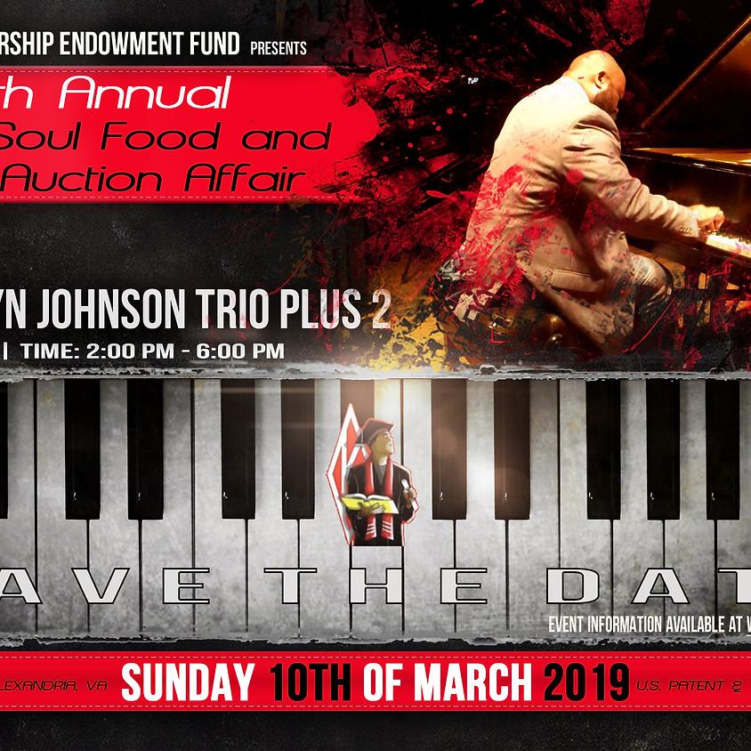2019 Jazz Soul Food & Silent Auction Affair
