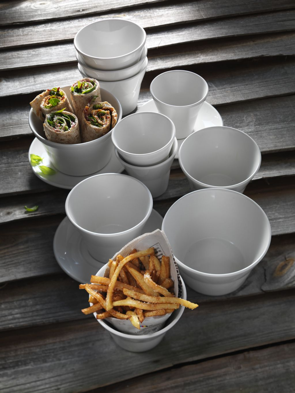 Liv Stacking Bowls