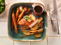 Craft roast pork