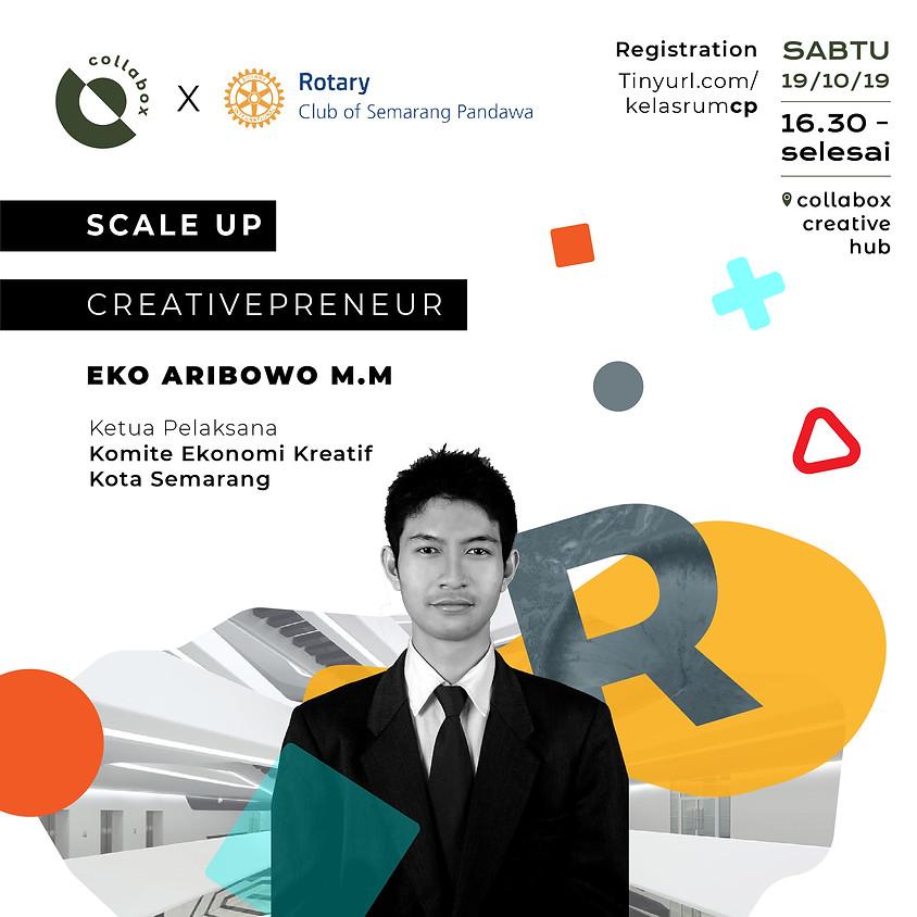 Scale up Creativepreneur