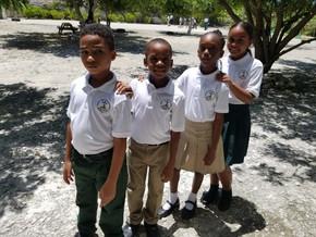 New Providenciales School Uniforms
