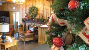 Christmas at Sherwood Resorts Ontario