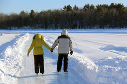 Cranberry Ice Trail