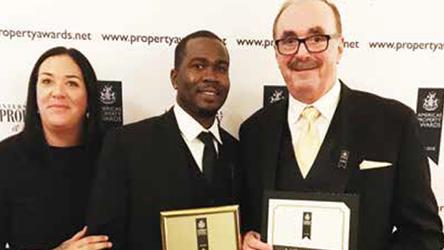 RA Shaw wins big at Americas Property Awards 2017
