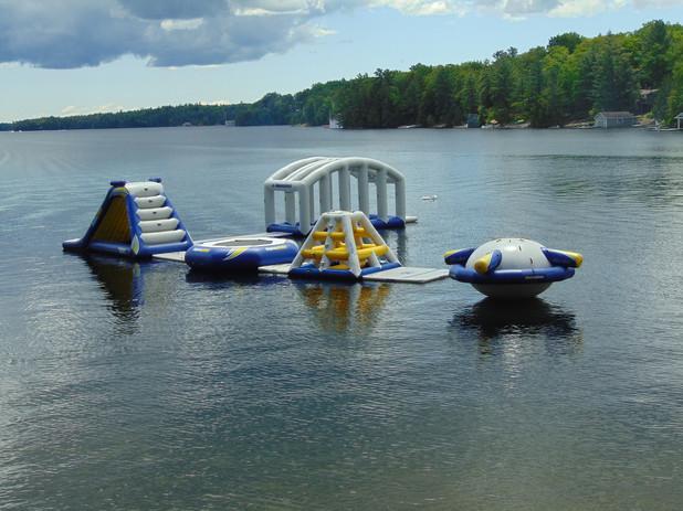 muskoka-resort-water-toys.JPG