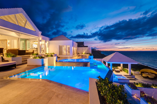 Cascade Turks and Caicos Villa