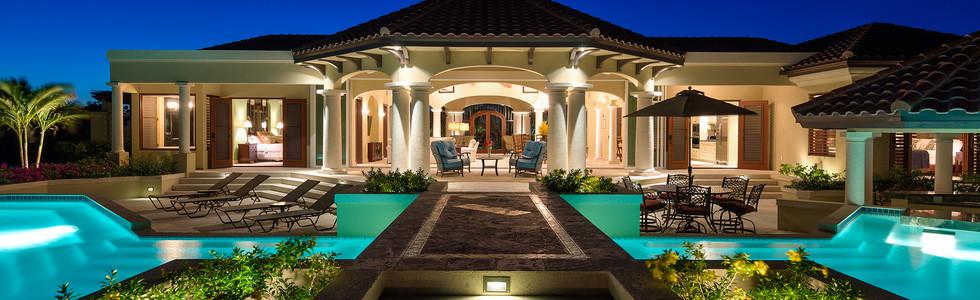 Crossing Palms Villa Turks & Caicos