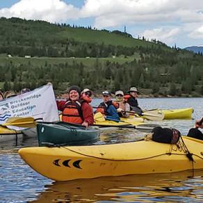 Lake Dillon, Colorado Kayaking