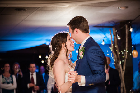 Allie and JP's Beautiful Muskoka Wedding