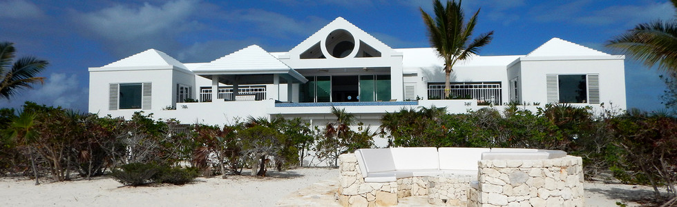 Pacera Villa in Turks and Caicos