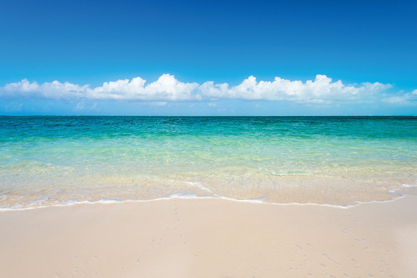 turks-and-caicos-resorts water ocean fro