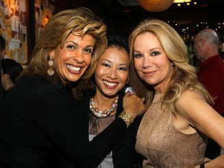 Hoda, Melissa Lonner and Kathy Lee